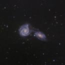 Arp 271: NGC 5426 & NGC 5427,                                Shannon Calvert