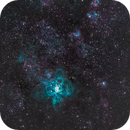 24 Minutes Of Tarantula Nebula,                                HaydenAstro