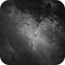 M16- Eagle Nebula,                                Benjamin Lefevre