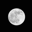 Bright Full Moon,                                Star-Gazer