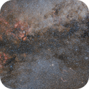 NGC 7000 et al.,                                Nurinniska