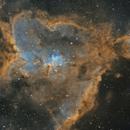 IC 1805 - Heart Nebula [SHO],                    Tobias Borer