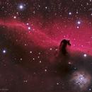 Horsehead Nebula,                                Ezequiel