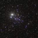 NGC457,                                Walliang Jacques