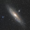 My first Andromeda galaxy,                                MaciejW