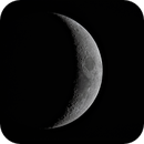 Yet another crescent moon,                                James Muehlner