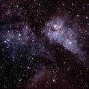 Part of Eta Carina Nebula,                                Henry Kwok