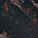 Veil Nebula Complex NB bicolor,                                Joe Alexander