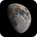 Waxing Gibbous Mineral Moon,                                Victor Van Puyenb...