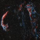 Cygnus Loop,                                wylam