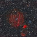 Sh2-232 emission nebula,                                Roberto Coleschi
