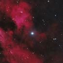 RCW38 / NGC2736,                                Michel Lakos M.