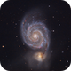 Whirpool Galaxy (M51),                    Gabriel Cardona