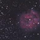 NGC5146 The Cocoon Nebula,                    G400