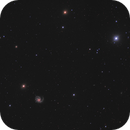 M98 & M99 Two-Panel Mosaic,                                Scott Davis