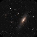 NGC 7331,                                Mirko M
