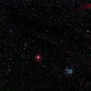 Hyades/Pleiades/Mars /NGC1499,                                simon harding
