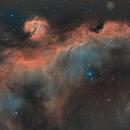 IC 2177,                                SkyEyE Observatory