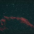 NGC 6992 Network Nebula,                                Christian van den...