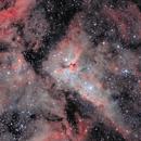 Eta Carinae Nebula (NGC 3372),                                Kevin Bisher