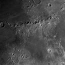 Moon 2017-09-27. Eratosthenes & Apenninus,                    Pedro Garcia