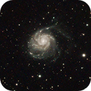 M101 The Pinwheel galaxy,                                Kristof Dabrowski