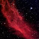 The California Nebula (NGC 1499),                                jimwgram