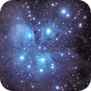 The Pleiades (Seven Sisters Dressed in Blue),                                Will Czaja