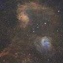 IC405 AND IC410,                                Turki Alamri