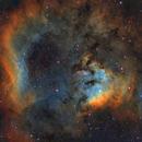 NGC7822,                                LAUBING