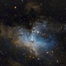 M16 Eagle Nebula,                                Igor Elespp