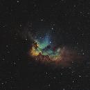 Wizard Nebula,                                Andreas Glassér