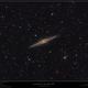 NGC 891 aka Caldwell 23,                                Frank Schmitz