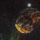 IC443   Jellyfish Nebula,                                Albert  Christensen