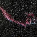 NGC 6992 - Veil Nebula,                                Ray Ellersick
