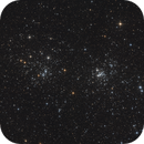 Double Cluster,                                Chris Lasley