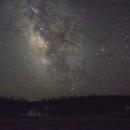Milky Way Over Brooklyn Lake,                                rg55