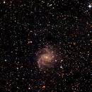 NGC6946 Fireworks Galaxy,                                Patrick stevenson