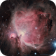 M42, the Orion Nebula [Drizzled x2],                                Vincent Bchm