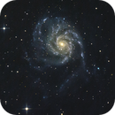 M101 - Pinwheel Galaxy,                                Zeno Magli