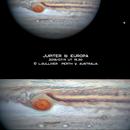 Jupiter and Europa,                                  Luke