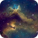 IC1871: Soul Nebula treasure in HST,                                Jose Carballada