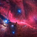 B33 & IC434 Horsehead Nebula,                                  Kongyangshik