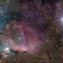 Orion Deep Wide Field,                                Rogelio Bernal An...