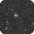 NGC 6946 The Fireworks Galaxy,                                Elmiko