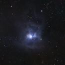 NGC 7023 Iris Nebula,                                cray2mpx