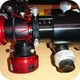 The problem with the light and the focuser,                    Michael