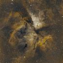 Eta Carinae Nebula (NGC3372),                                MemoTron