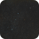 Cassiopeia wide field  M103 NGC663 NGC659 NGC457 SH2-188,                                patrick cartou