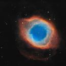 NGC 7293 - Helix Nebula,                                George Varouhakis